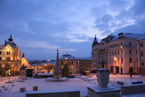 Taken in December of 2014 in Pécs