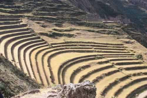 Taken in July of 2010 at Pisaq, Peru