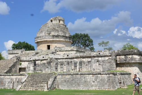 Taken in July of 2009 at Chichen Itza on the Yucatan