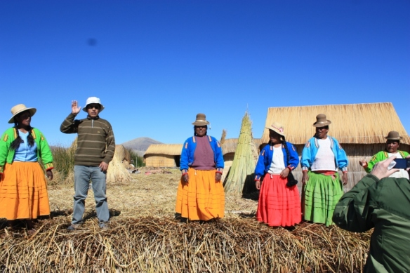Taken in July of 2010 on Lake Titicaca