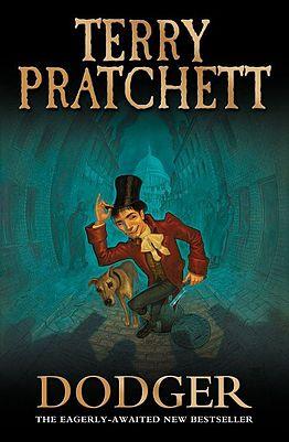 Terry_Pratchett_Dodger_cover