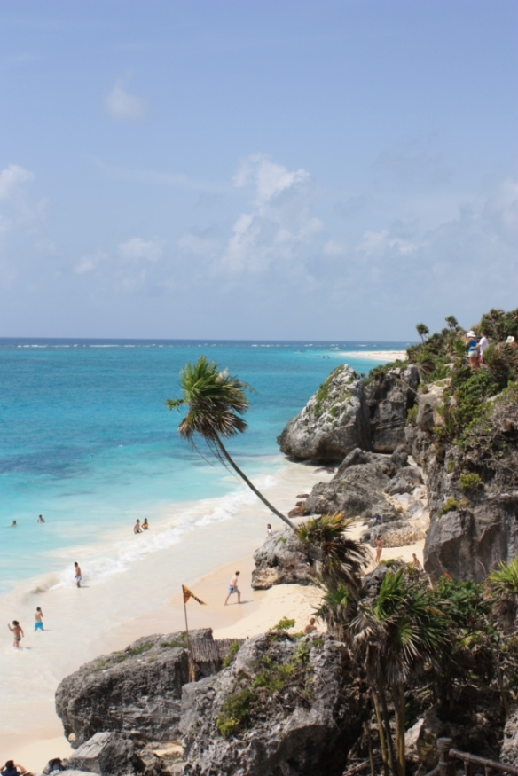Taken in July of 2009 at Tulum, Mexico