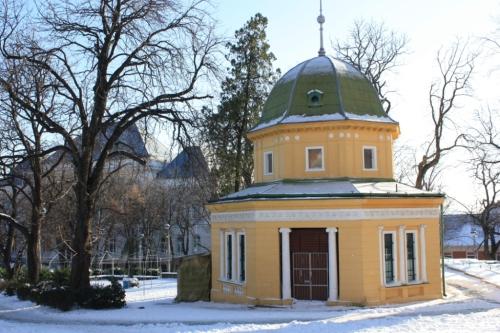 Taken in December of 2014 in Pécs.