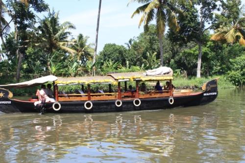 Taken in July of 2014 in the Keralan Backwaters
