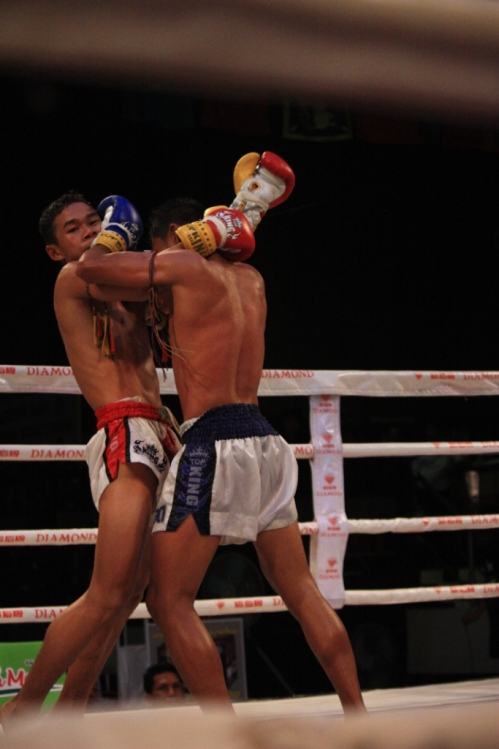 Taken in August of 2014 at the Rangsit International Boxing Stadium