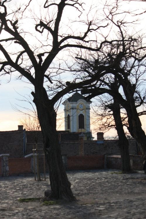 Taken in December of 2014 in Szentendre, Hungary