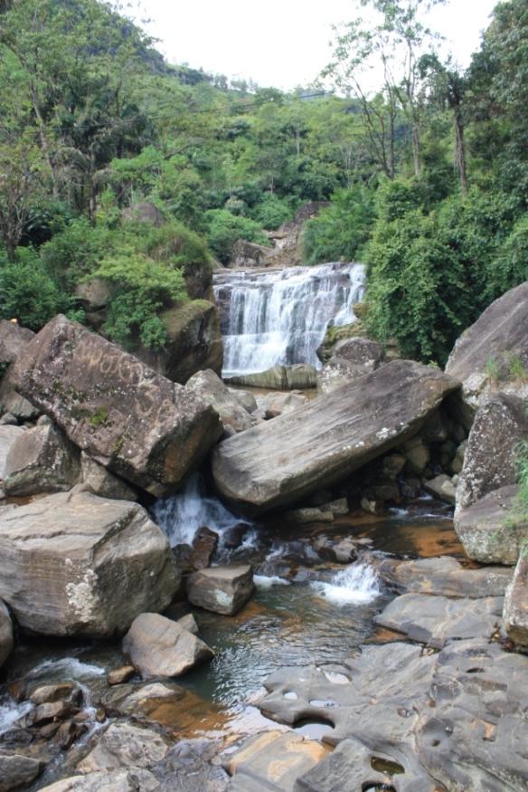 Taken near Ramboda Falls, Sri Lanka on May 25, 2015.