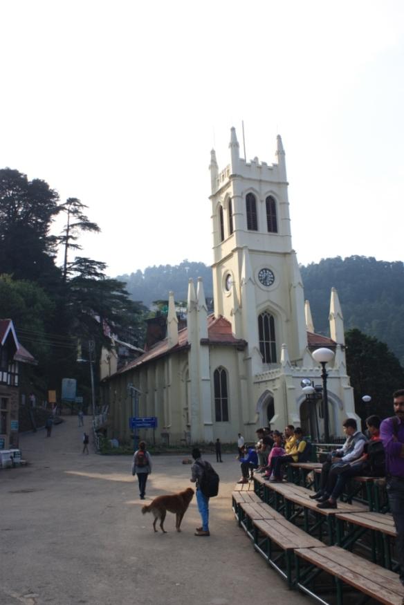 Taken on June 24, 2015 in Shimla