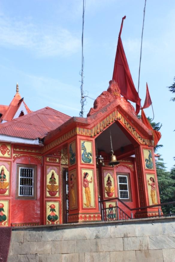 Taken on June 24, 2015 at  Jakhoo Temple in Shimla
