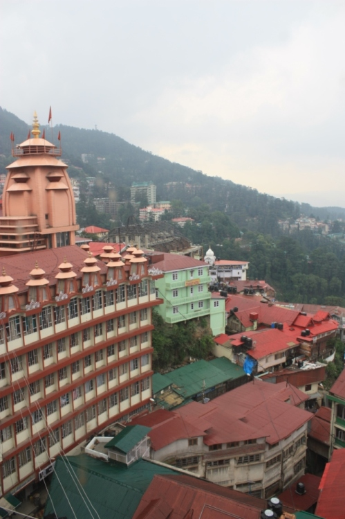 Taken on June 24, 2015 in Shimla