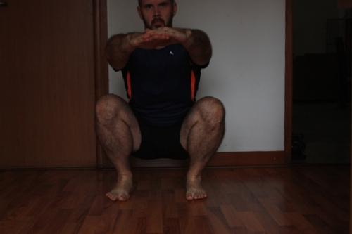 The classic squat