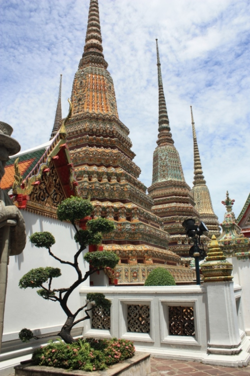 Taken in September of 2014 at Wat Pho in Thailand