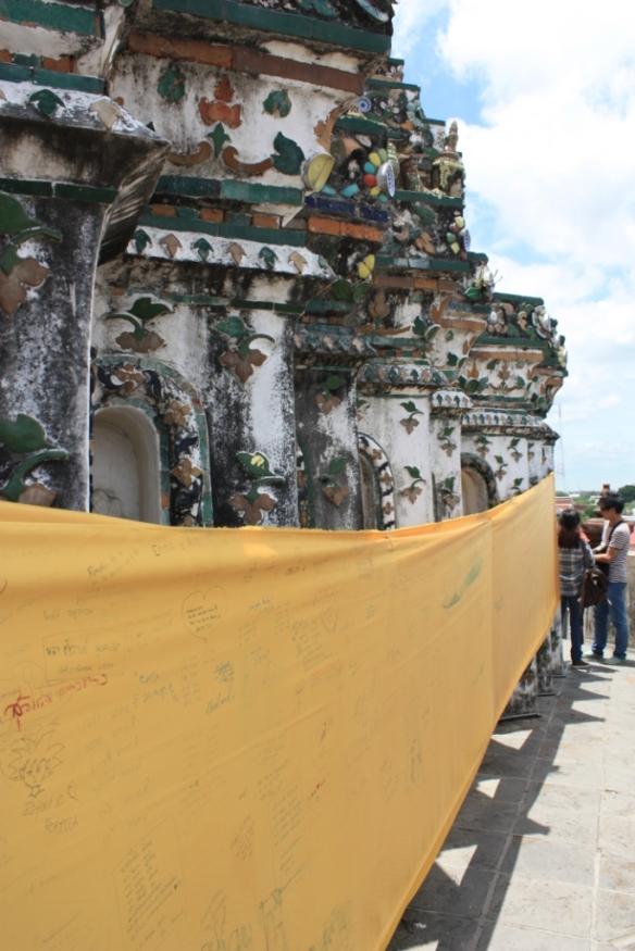 Taken in September of 2014 at Wat Arun