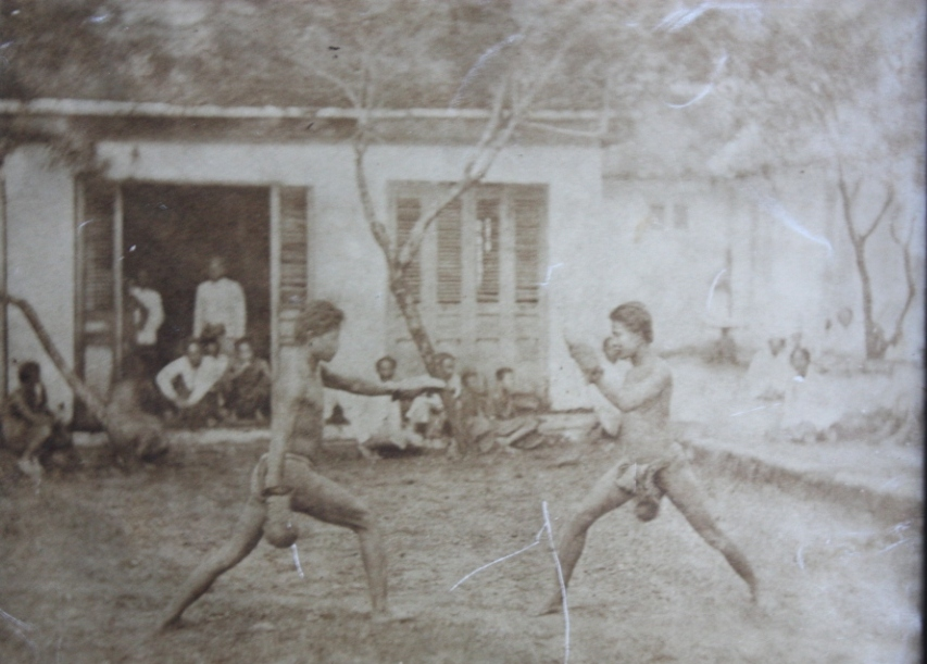 Image result for muay thai tournament 17th century