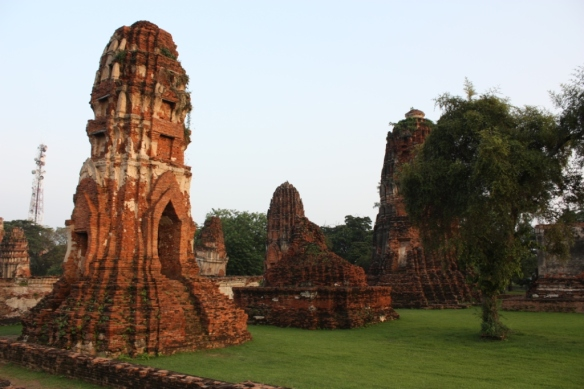Taken in August of 2014 in Ayutthaya.