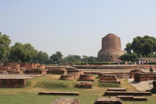Taken October 25, 2015 at Sarnath
