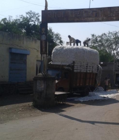 Taken in November of 2014 in Fardapur, India