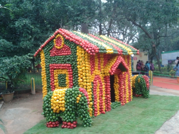 Children's Day at Cubbon Park in Bangalore