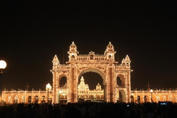 Taken in October of 2014 in Mysore