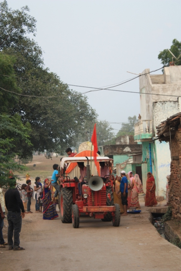 Taken in October of 2015 in Khajuraho