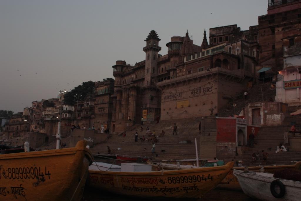 Daily Photo  Darbhanga Palace Of Varanasi  U00ab Stories  U0026 Movement