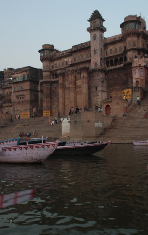 Taken on October 24, 2015 at Varanasi