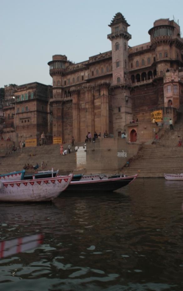 Taken on October 24, 2015 at Varanasi