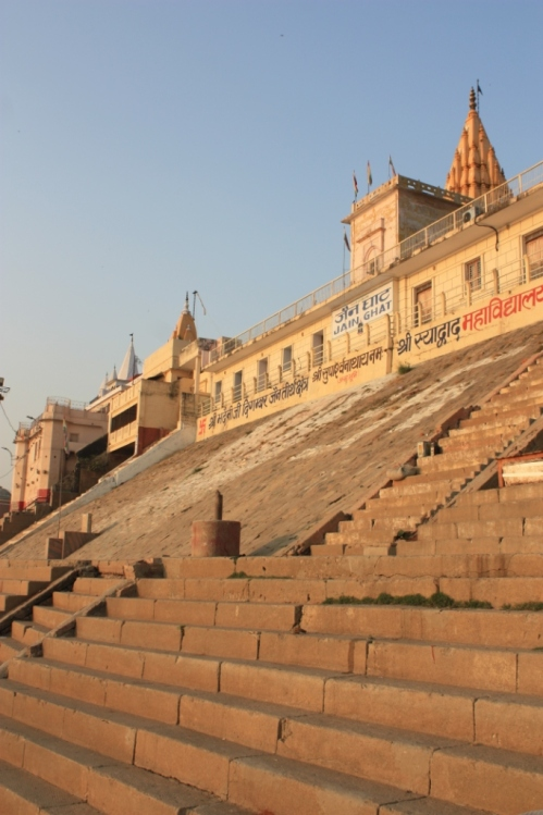 Taken October 24, 2015 in Varanasi