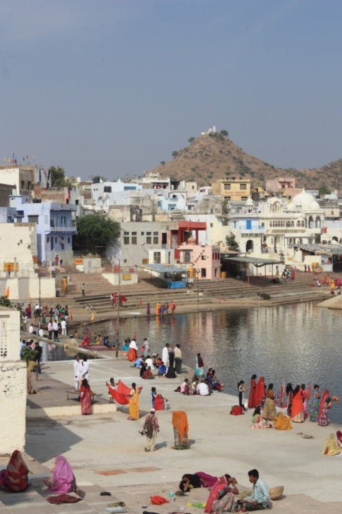 Taken on November 28, 2015 in Pushkar