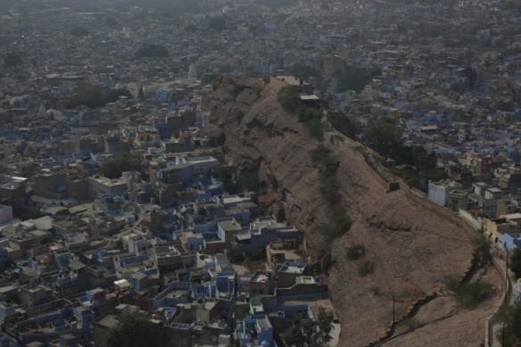 Taken on November 29, 2015 from Mehrangarh Fort