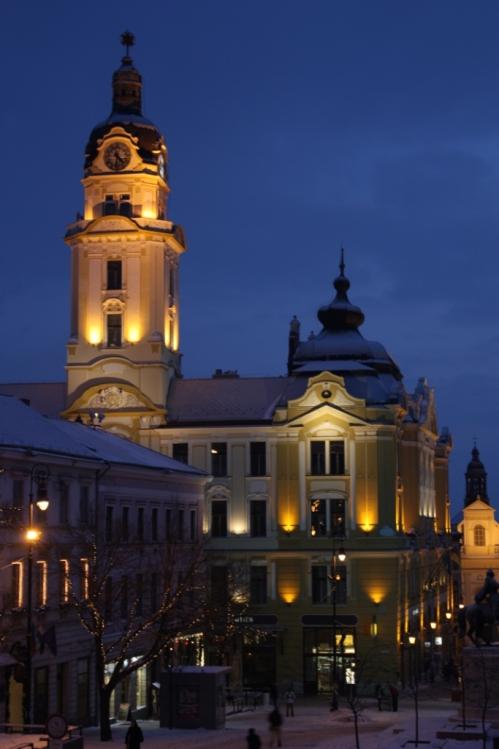 Taken in December of 2014 in Pécs