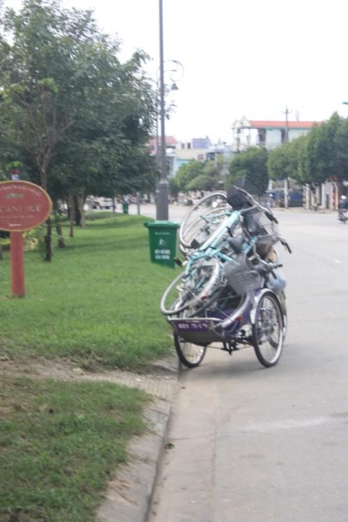 #1 Other Bicycles: Taken December 25, 2015