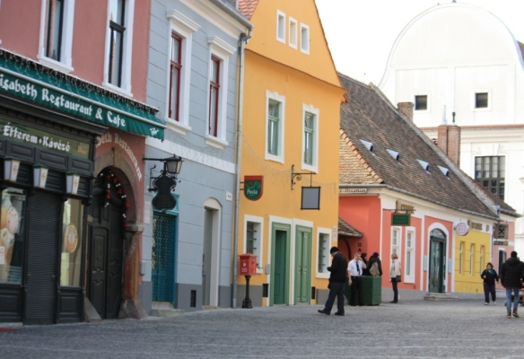 Taken in December of 2014 in Szentendre