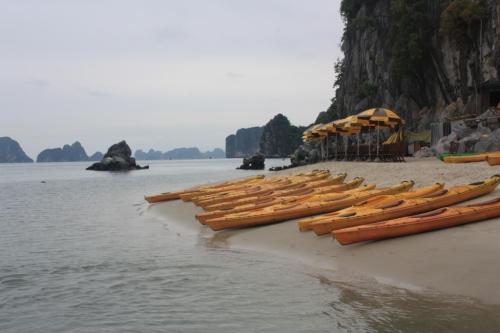 Taken on December 31, 2015 in Bai Tu Long Bay