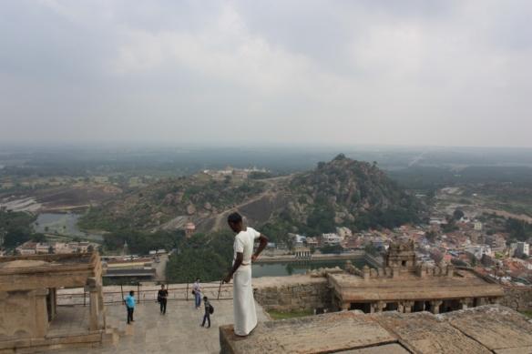 Taken in November of 2013 at Shravanabelagola