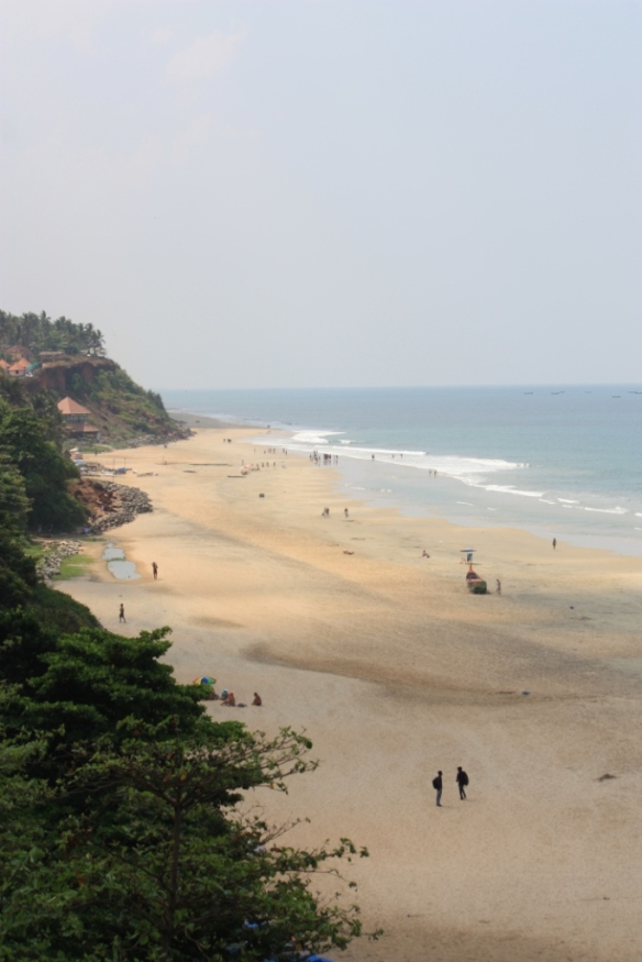 Taken on April 2, 2016 in Varkala