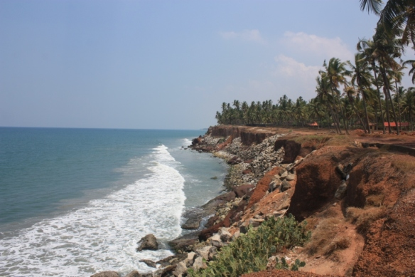 Taken on April 2, 2016 at Varkala