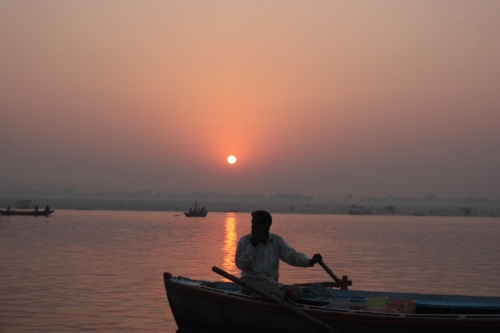 Taken in November of 2015 in Varanasi