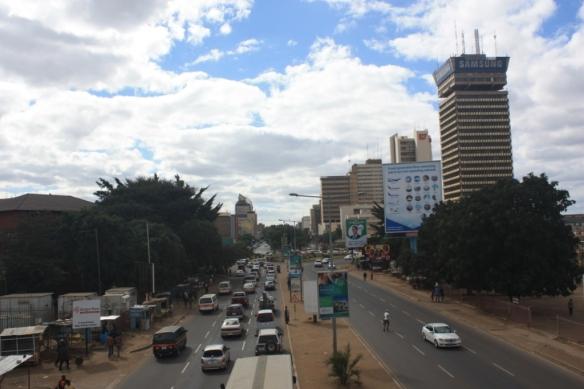 Taken in May of 2016 in Lusaka, Zambia