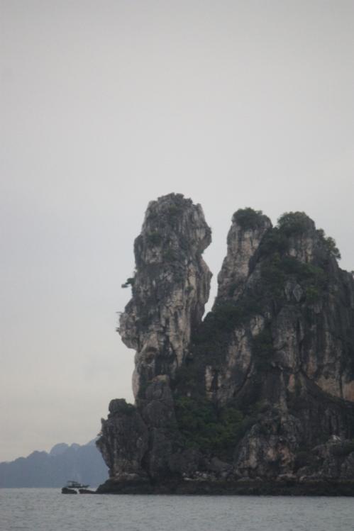 Taken in December of 2015 in Bai Tu Long Bay, Vietnam