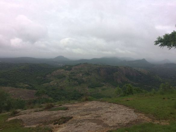 Taken on July 9, 2016 near Ramanagara