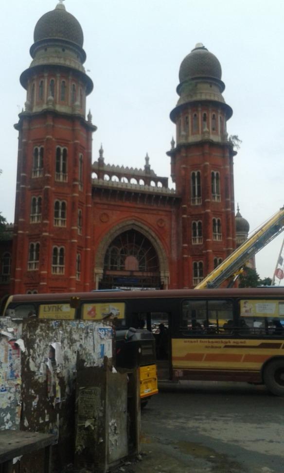 Taken on August 31, 2016 in Chennai (Madras)
