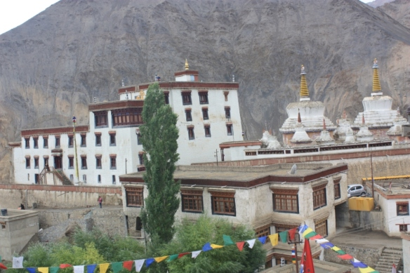 Taken in August of 2016 at Lamayuru Gompa