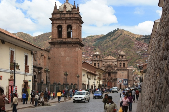 Taken in July of 2011 in Cusco, Peru