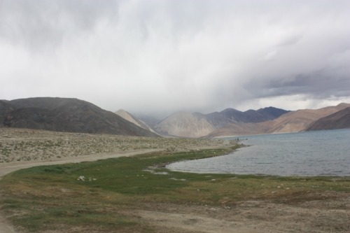 Taken in August of 2016 at Pangong Tso in Ladakh