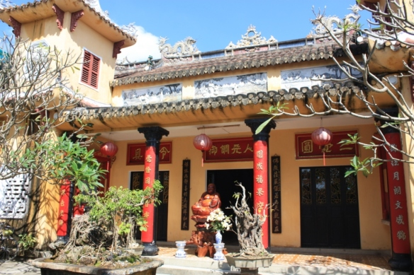 Taken in Hội An in December of 2015