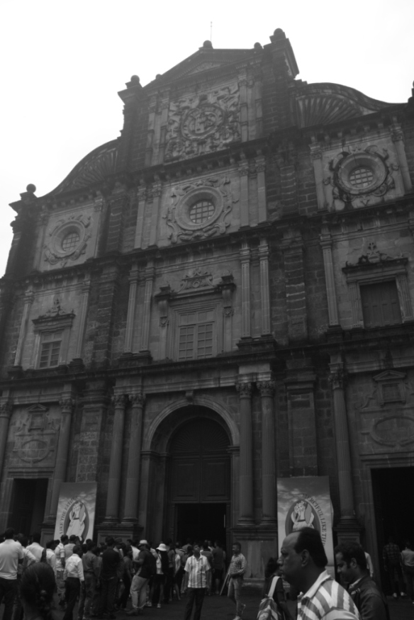 Basilica of Bom Jesus, Old Goa