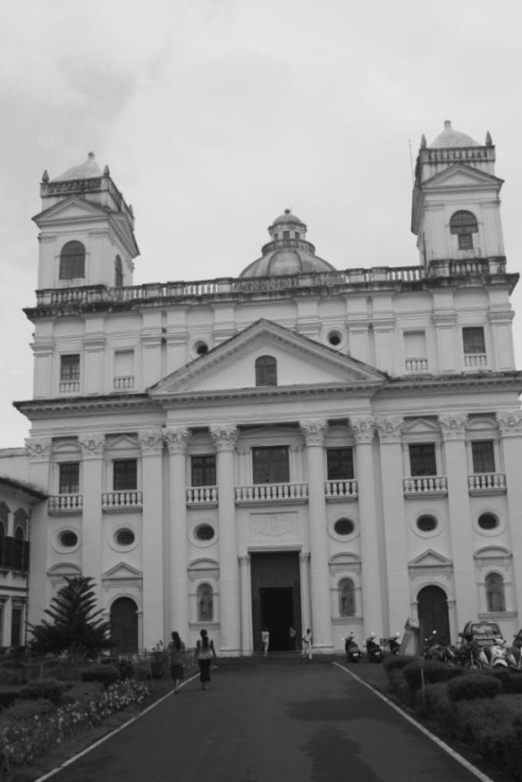 Church of St. Cajetan, Old Goa