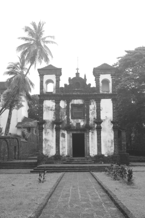 Chapel of St. Catherine, Old Goa