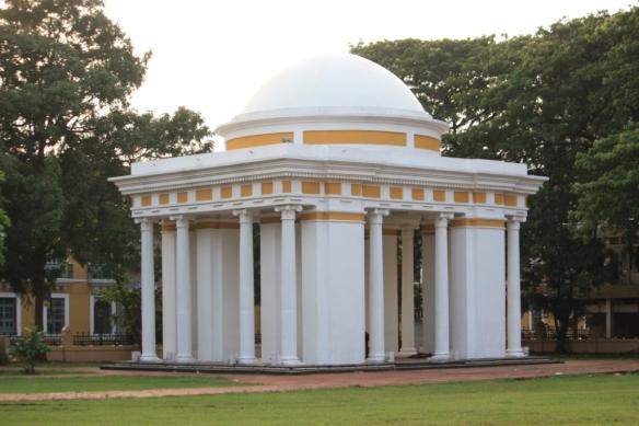 Taken on October 9, 2016 in Panjim, Goa